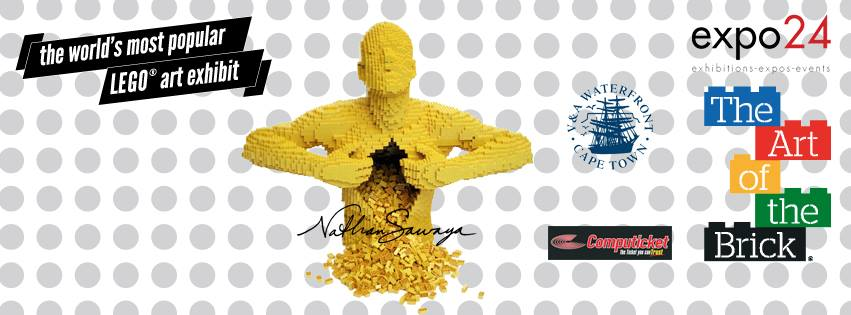 Man made out of yellow lego with his chest pouring open