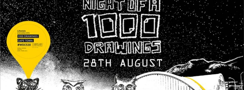Love to Doodle? Get Involved at 1000 Drawings!