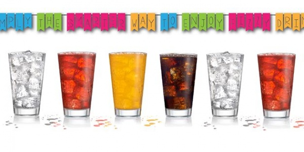 Summer Sodastream Mixer Recipes