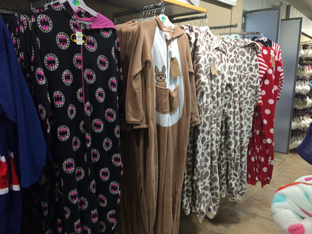 Onesies Everywhere