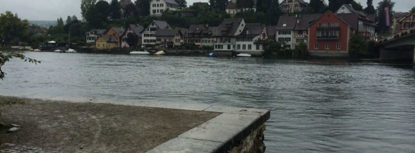 European Holiday Day 7: Stein am Rhein
