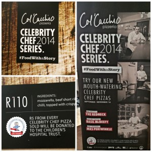 ColCaccio Celebrity Chef Series