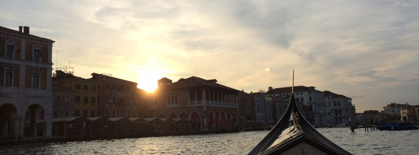 European Holiday Day 10: Venice's Art, Gondolas and Bars
