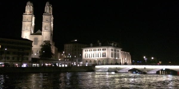 European Holiday Day 12: Zurich City