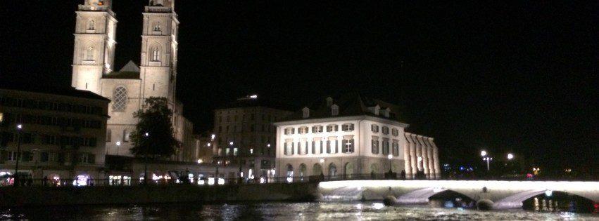 European Holiday Day 12: Zurich City & Zeughauskeller