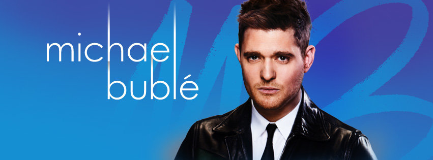 Michael Buble LIVE in Cape Town, 2015