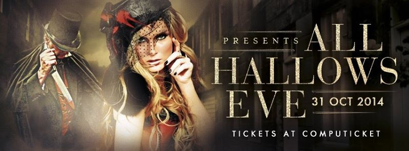[WIN] Entry to Shimmy Beach Club's Halloween Party this Friday!