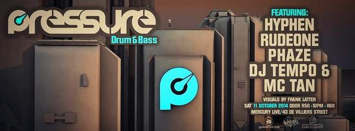 [CLOSED] WIN Entry to Pressure (Drum n Bass) 11.10.14
