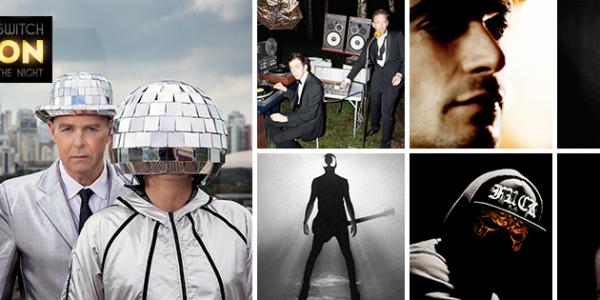 Pet Shop Boys to Headline Sonar Cape Town 2014