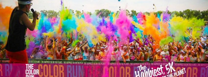 [CLOSED] Tickets to the Colour Run, October 2014