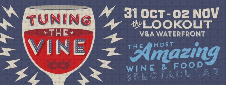 [WIN] Entry to Tuning the Vine Wine Exp 2014