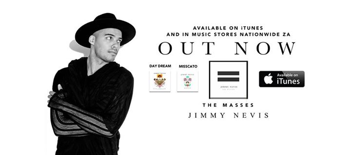 Jimmy Nevis The Masses Now Available