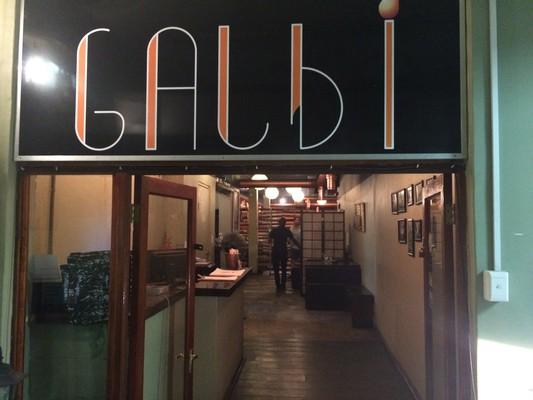 Galbi korean Restaurant, Cape Town