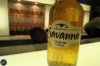 Savanna Cider Launch