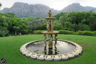 Fountain at the Vineyard Hotel