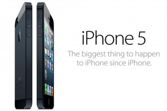 New iPhone5, You Know You Want to Know…