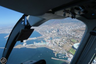 NAC Helicopters - Cape Town - Boring Cape Town Chick 32
