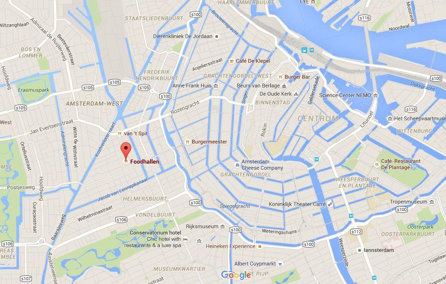 De Hallen in Amsterdam