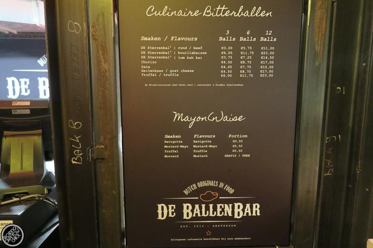 De BallenBar - Amsterdam - Boring Cape Town Chick 1