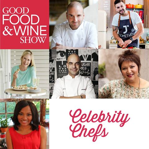 Good Food and Wine Show Celebrity Chefs