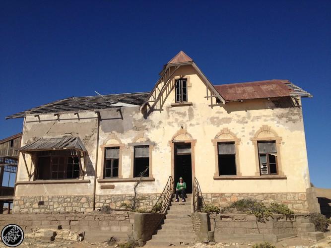 Ghost Houses of Kolmanskop