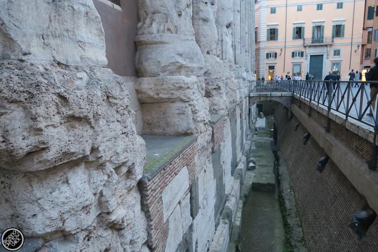 Hadrian's Template, Rome