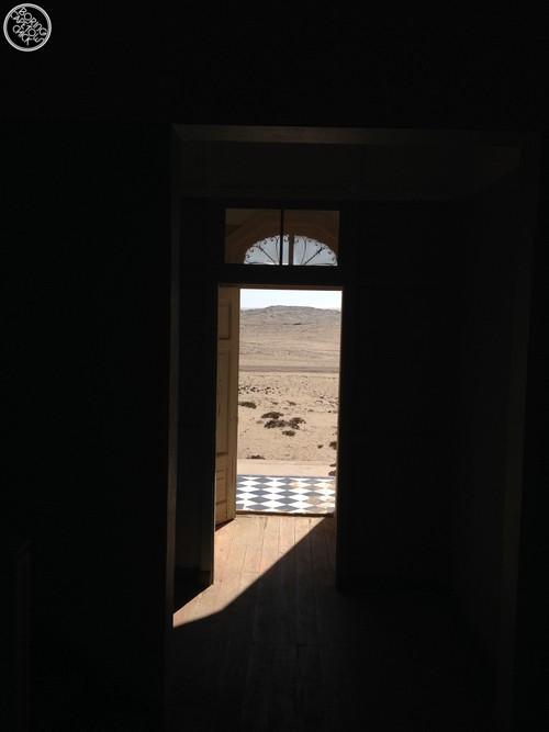 Kolmanskop - Luderitz - Boring Cape Town Chick - 10
