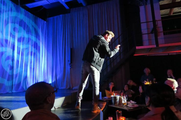 Cape Town Comedy Club - Boring Cape Town Chick 19