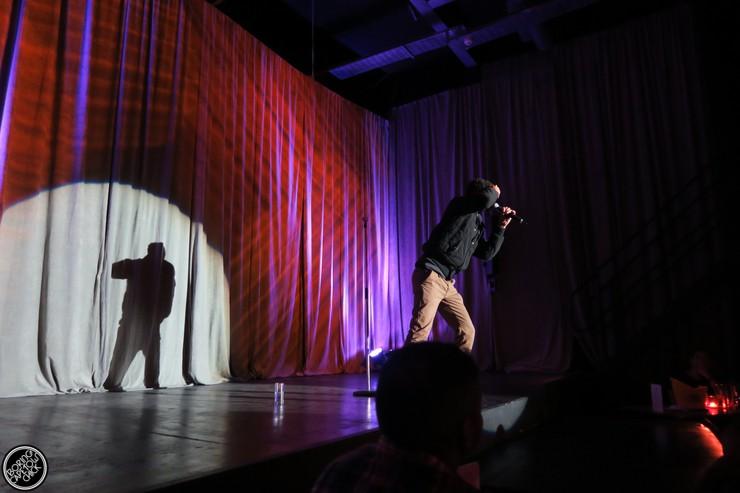 Cape Town Comedy Club - Boring Cape Town Chick 22