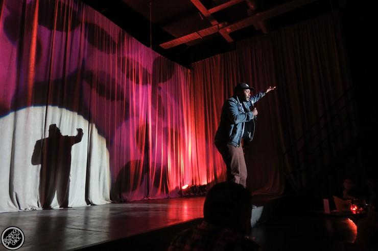 Cape Town Comedy Club - Boring Cape Town Chick 25