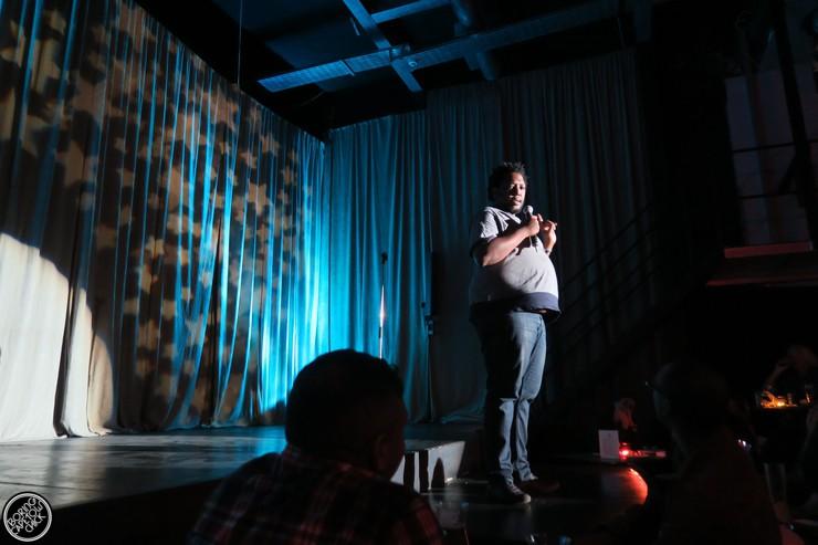 Cape Town Comedy Club - Boring Cape Town Chick 30