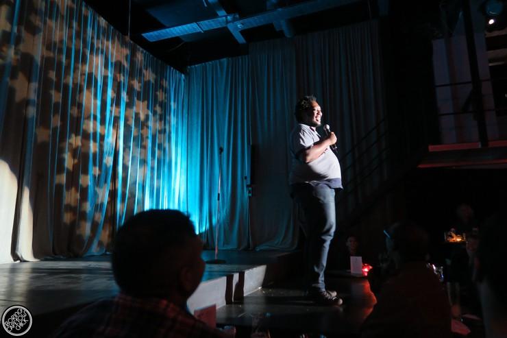 Cape Town Comedy Club - Boring Cape Town Chick 34