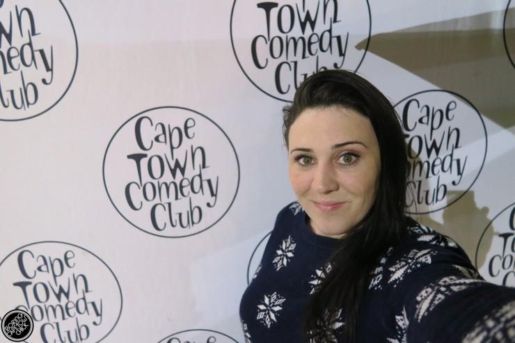 Cape Town Comedy Club - Boring Cape Town Chick 7