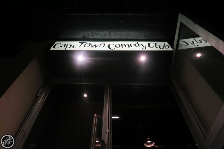 Cape Town Comedy Club - Boring Cape Town Chick 9