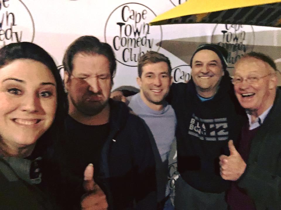 Cape Town Comedy Club - Boring Cape Town Chick