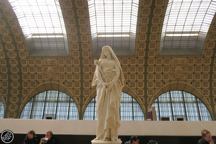Musee D'Orsay - Paris - Boring Cape Town Chick 28