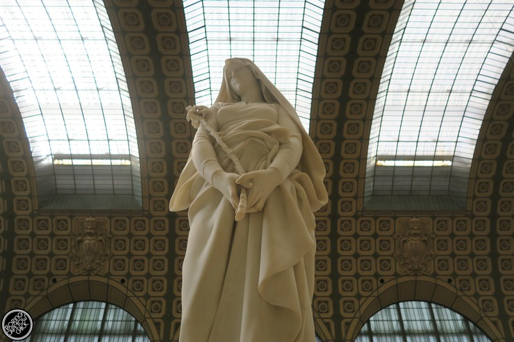 Musee D'Orsay - Paris - Boring Cape Town Chick 30