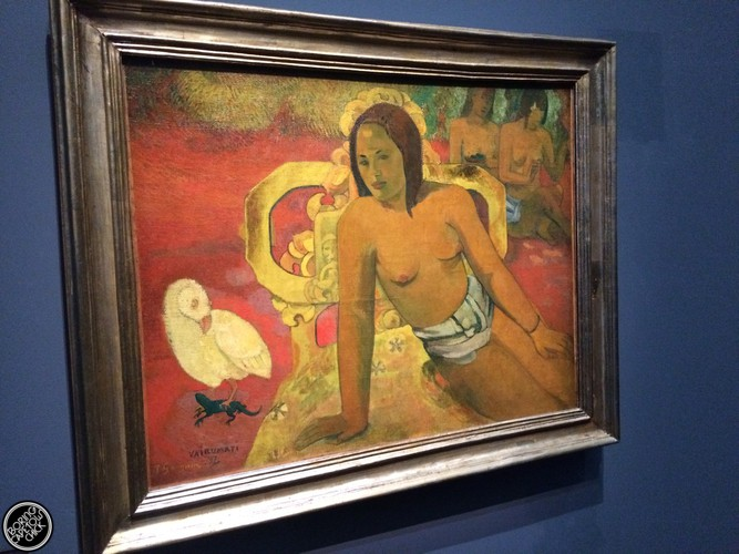 Musee D'Orsay - Paris - Boring Cape Town Chick 57