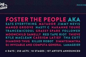Foster the People (USA) Announced to Play Rocking the Daisies 2016