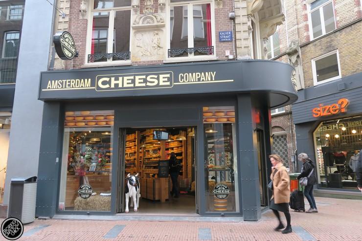 Amsterdam Cheese Company - Boring Cape Town Chick 1