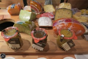 Something Cheesy: Amsterdam Cheese Factory