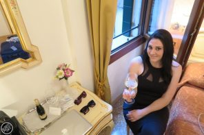 Visiting Apostoli Palace Hotel on Honeymoon
