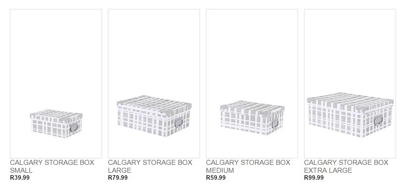 Calgary Storage Box