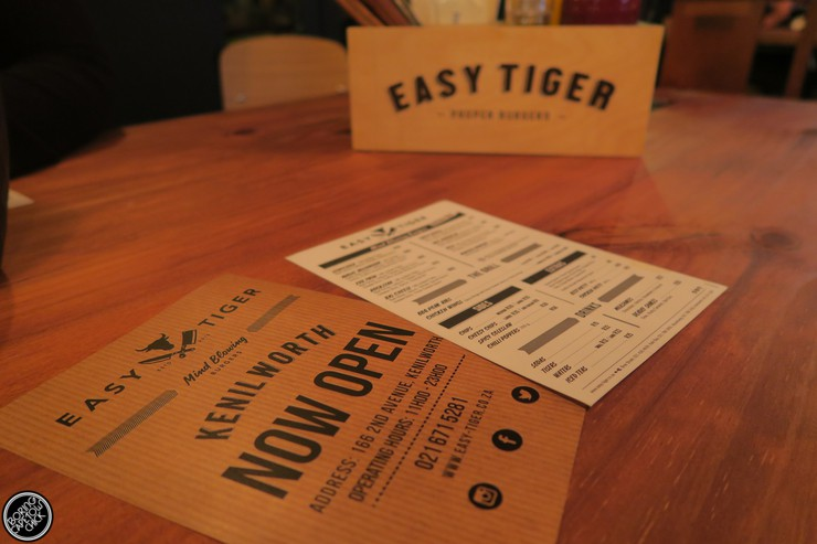 Easy Tiger - Kenilworth - Boring Cape Town Chick 3