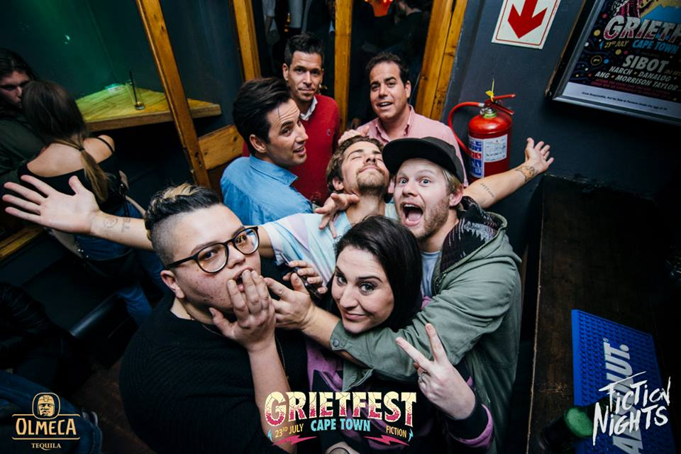 Grietfest 2 - Fiction Bar