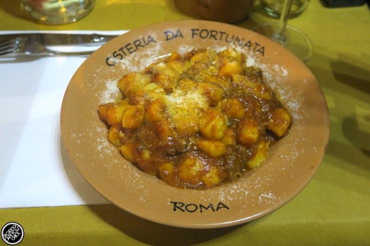 Osteria Da Fortunata - Rome Restaurant - Boring Cape Town Chick11