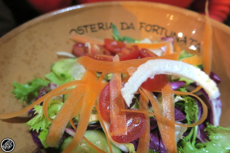 Osteria Da Fortunata - Rome Restaurant - Boring Cape Town Chick13