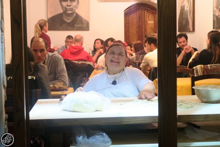 Osteria Da Fortunata - Rome Restaurant - Boring Cape Town Chick16