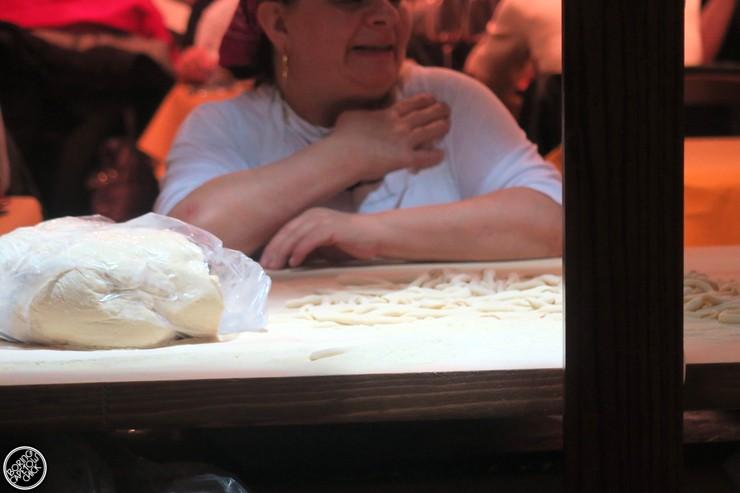 Osteria Da Fortunata - Rome Restaurant - Boring Cape Town Chick17