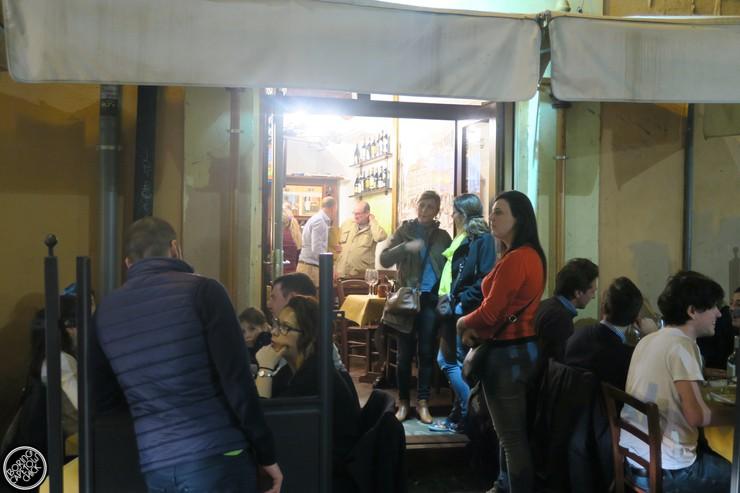 Osteria Da Fortunata - Rome Restaurant - Boring Cape Town Chick2